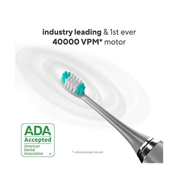 AquaSonic Vibe Series Ultra Whitening Tooth Brush