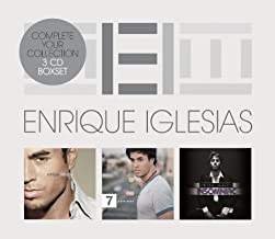 Enrique Iglesias Triple Pack by Iglesias.Enrique (2010-07-20)