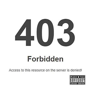 Error 403: I'm Retired