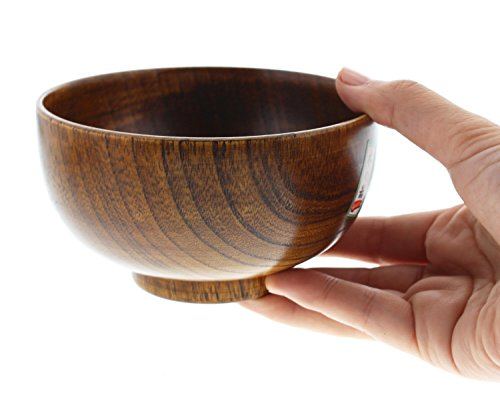 イシダお椀漆塗天然木木製本体サイズ:7×11.2×11.2cm