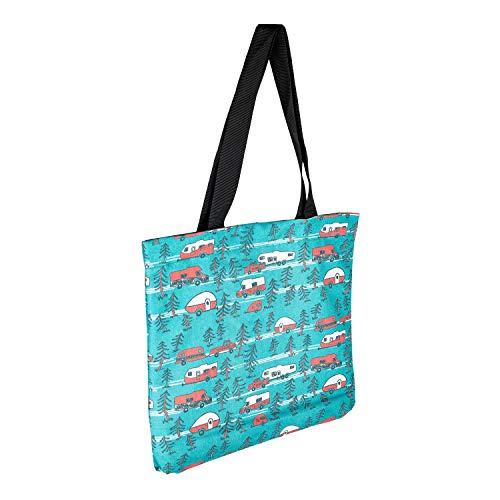 Life Is Better At The Campsite Tote Bag