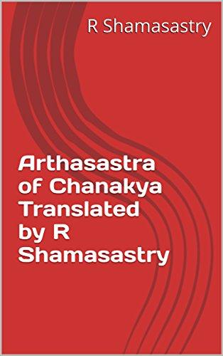Arthasastra of Chanakya Translated by R Shamasastry (01 Book 1)