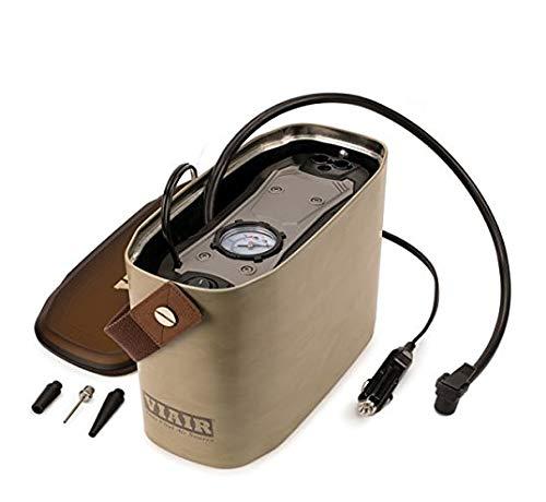 VIAIR 75 Portable Compressor Kit (Sport Compact Series, 12V, 60 PSI, for Passenger Car Tires), 1 Pack