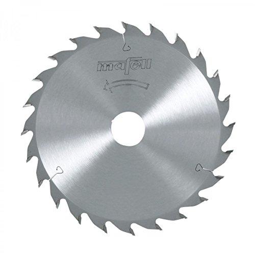 Mafell–Sägeblatt HM, 185x 1,4/2,4x 20mm, Z 24WZ