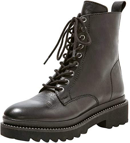 INUOVO Damen 673003 Halblange Stiefel, Schwarz, 40 EU