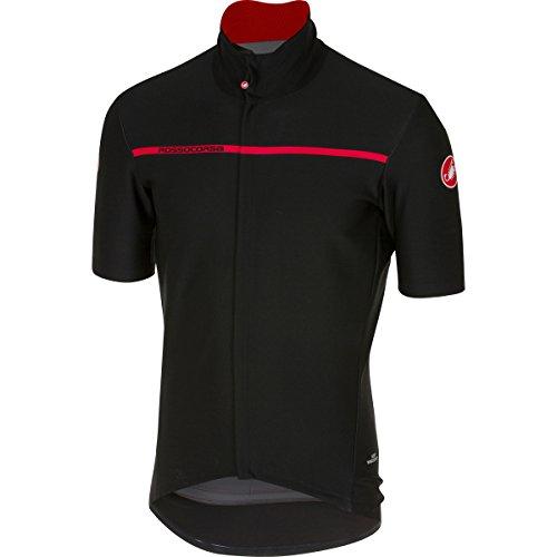 Gabba 3–Camiseta para ciclismo, color negro, tamaño large