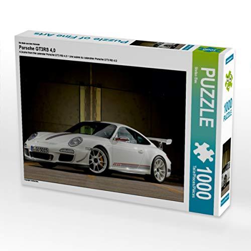 CALVENDO Puzzle Porsche GT3RS 4,0 1000 Teile Lege-Größe 64 x 48 cm Foto-Puzzle Bild von Stefan BAU