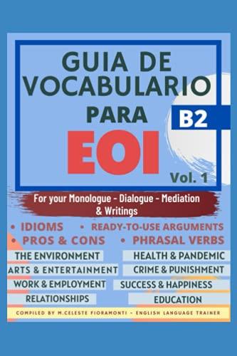 GUÍA DE VOCABULARIO PARA EOI (SERIE LIBROS PARA APROBAR LA EOI)