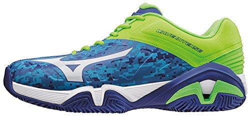 Mizuno Wave Intense Tour CC, Zapatillas de Tenis para Hombre