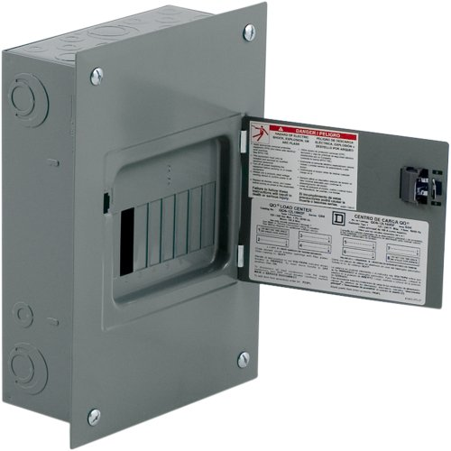100 amp sub panel - 6