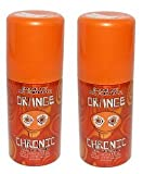 Orange Chronic Smoke Out AIR Freshener Spray 1.5oz (2 Cans)