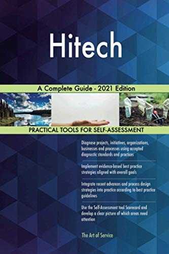 Hitech A Complete Guide - 2021 Edition