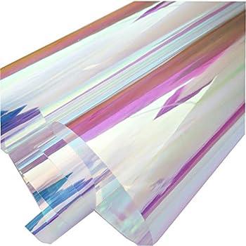 iridescent pvc