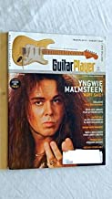 Guitar Player Magazine - October 2005 - Grade 9.4 - Yngwie Malmsteen Alcatrazz - Robert Cray - John Williams - Allan Holdsworth - John McLaughlin - Larry Carlton
