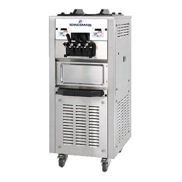 Max 73% OFF In stock Spaceman USA 6250H Soft-Serve Machine