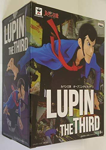 Banpresto Lupin The Third Statua, 83160