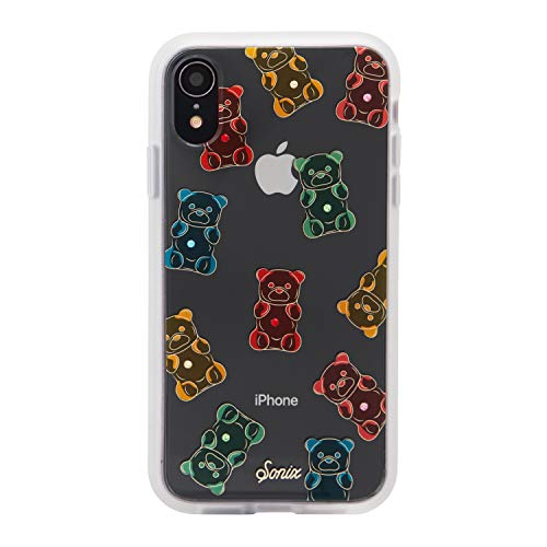 Sonix Gummy Bear Case for iPhone XR [Military Drop Test Certified] Protective Clear Case for Apple iPhone XR