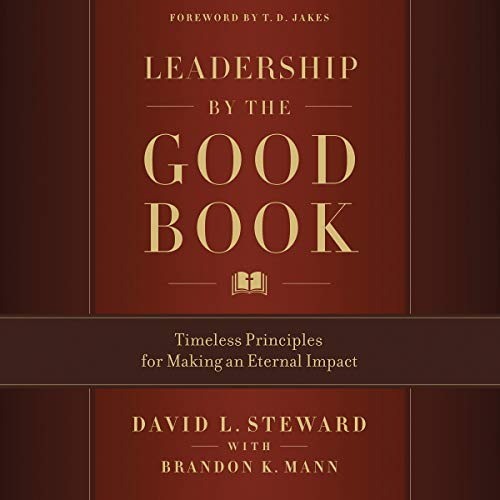 Leadership by the Good Book cover art