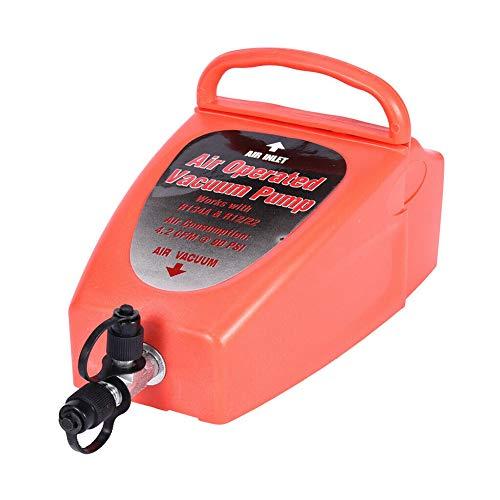 Vakuum-Pumpe, 4,2 FM, langlebig, tragbares Zubehör, Druckluftbetrieben, Aufbausystem, pneumatischer Kühlschrank, praktisches Werkzeug