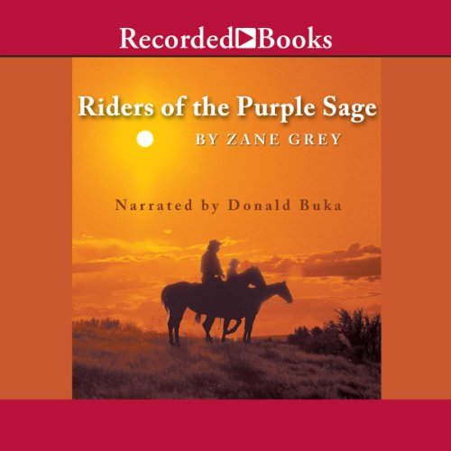 Riders of the Purple Sage copertina