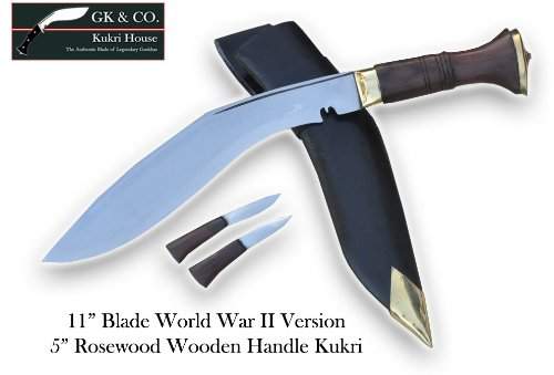 Genuine Gurkha Kukri Knife