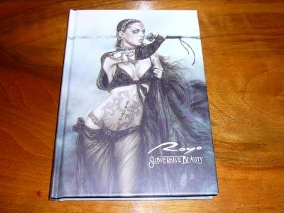 Luis Royo – Note Book – 15,1 x 21 cm Poster