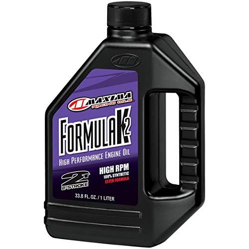 Maxima (22964) Formel K22-Takt-synthetisches Premix Racing Öl–64Oz von Maxima