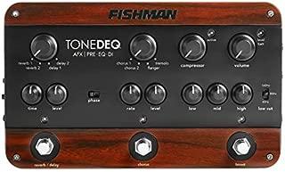 Fishman ToneDEQ AFX Preamp EQ and DI Box with Dual FX