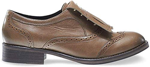1883 by Wolverine Women's Elsie Oxford, Taupe, 7.5 M US