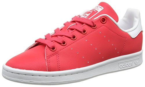 adidas Stan Smith, Baskets Mode Femme, Rose (Core Pink/Core Pink/FTWR White), 37 1/3 EU