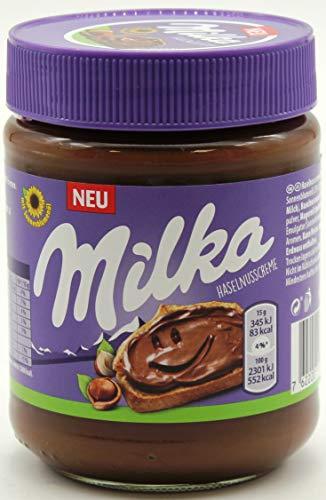 Milka Haselnusscreme, 12er Pack (12 x 350g)