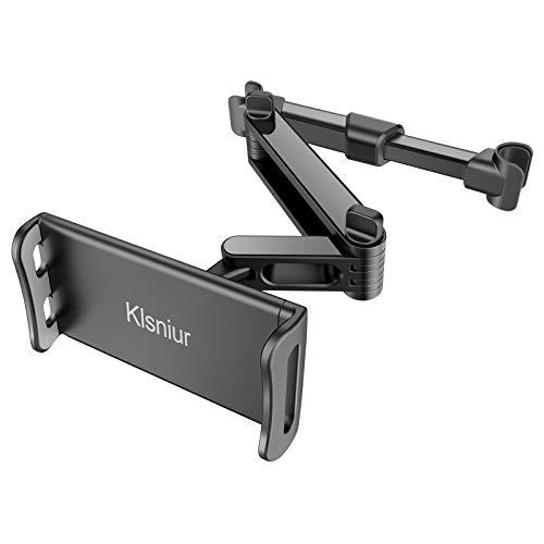 "Car Headrest Mount/Tablet Holder Car Backseat Seat Mount/Tablet Headrest Holder Universal 360° Rotating Adjustable for All 6""-10.5"" Tablet iPad iPad Air iPad Mini,Samsung Galaxy"