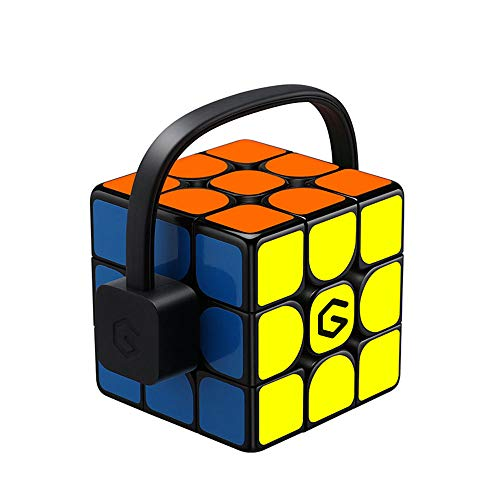 MIJIA Giiker I3S Super Magic Cube, enseanza de App - Sin frmula - Sincronizacin en Tiempo Real - 30 Segundos de recuperacin rpida