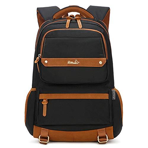 Zgcp Rucksack Herrentasche Laptop-Computer-Tasche Schultasche Neue Großraumrucksack 50L
