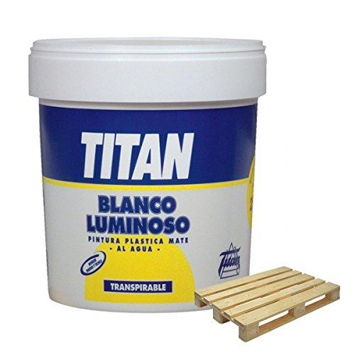 TITAN - PINTURA TITAN BCO LUMINOSO 25K