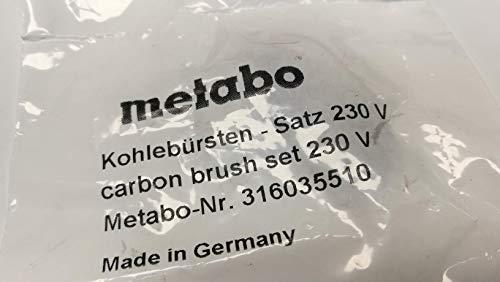 Metabo 316035510 Kohlebuerstensatz