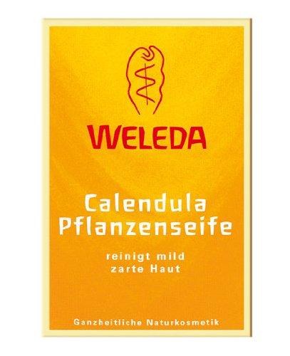 Weleda Calendula-Pflanzenseife 100 gr