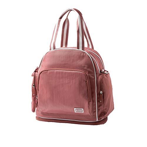 Sac de maman multifonctions grande capacité sac à dos femme mode portable bébé sur maman mère sac bébé star maman papa aussi retour à maman sac peut être accroché grand sac à main épaule