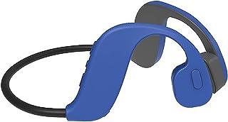 $100 » Kaloyyard Bone Conduction Headset, IPx8 Open-Ear Headset, MP3 Player, Wireless Bluetooth Headset 5.0, Built-in 32GB Flash ...