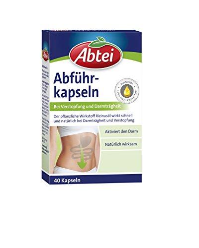 Abtei Abführkapseln, 1er Pack (40 Kapseln)