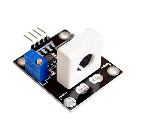Demarkt WCS1700 Halle Stromsensor verstellbar 70A Kurzschluss Überstrom Schutz Modul
