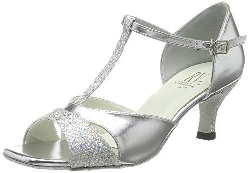 Roch Valley Lucina - Zapatillas de salón para Mujer, Color...