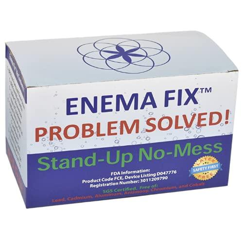 Enema Fix™ Complete Enema Kit