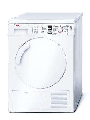 Bosch WTE843A5 Kondenstrockner Avantixx 7 / B / 7 kg / 3.9 kWh / weiß / SensitiveDrying / DUO-Tronic
