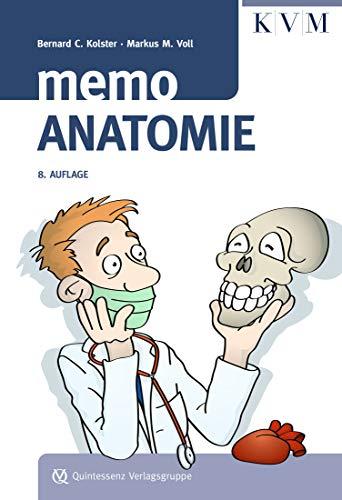 Memo Anatomie - Der wertvolle Begleiter für Studium und Praxis