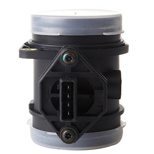 ROADFAR Mass Air Flow Sensor Meter MAF fit for 037906461A 993-1998 Volkswagen VW Golf, 1993-1998 VW Jetta 1995-1999 VW Cabrio, 1995-1999 VW Passat, 1997-2000 Audi A4 Quattro,1997-1999 Audi A4