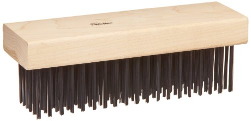 Weiler 44067 0.014' Wire Size, 7-1/4' X 2-1/4' Block Size, 6 X 19 No. Of Rows, Flat Face Fill, Block Type...
