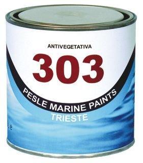 Marlin 303 antivegetativa autolevigante (2,5 litri, blu mare)