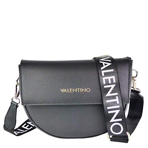 Mario Valentino Valentino by Womens BIGS SATCHEL, NERO, one size