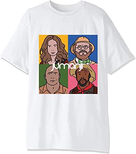 Pop Art of Jungle Board Players - Camiseta para hombre
